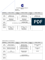 Jadual Program DPLI 2013