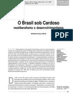 O Brasil Sob Cardoso