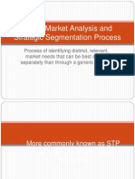 Market Segmentation, Targeting and Positioning b