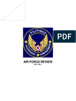 Air Force Review - Vol. 1, No. 1