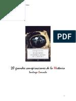 20 Grandes Conspiraciones de La Historia [Santiago Camacho]