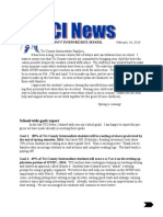 TCI Newsletter Feb 2014