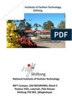 NIFT Shillong Presentationdfdsf