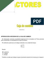 P3 Caja de Cambios