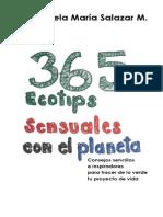 365 Ecotips Sensuales Con El Planeta