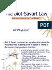 Skc Biot-Savart Law
