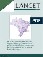 Saúde no Brasil - The Lancet