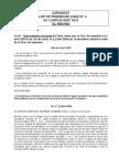 Procedure Civile Sujet Galop No4 - IEJ Rennes