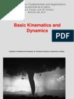 Kinematics Dynamics