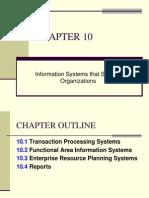 Chapter 10 sistem informasi