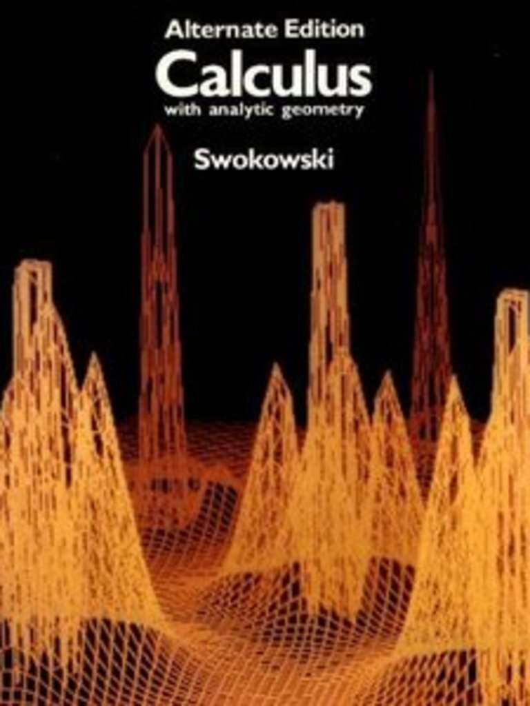 Calculus with analytic geometry by swokowskipdf fandeluxe Gallery