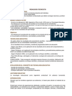 2ª JORNADA (Actividad 2 - Grupal) Pedagogía Tecnicista