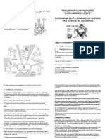 Tema 17 Sacramento de La Confesion Reconciliacion o Penitencia