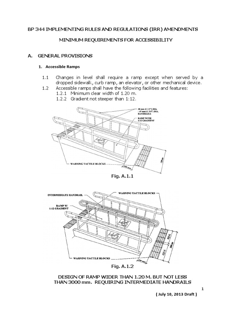 BP  Door Stairs - Dimensions of disabled toilet