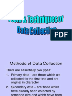 Data Collection Methods ppt
