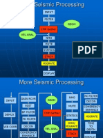 Seismic Reflection Processing Pre-Stack
