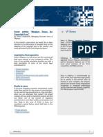 VF-Newsletter Februarie 2014 En