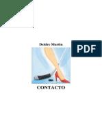 CONTACTO - Deidre Martin