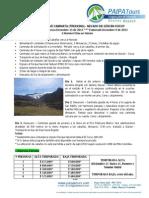 BOYACÁ Y NIEVE CAMINATA (TREKKING) 2014 - Con Transporte - Paipa Tours Ltda