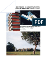 Metodologia Do Projeto de Arquitetura Para Edif Cios de Habita o Em Altura - Parte a 01-2005[1]