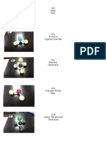 molecule models