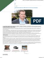 Quetigny _ Damien Thieuleux, Candidat - Le Bien Public