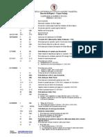 Calendario Académico 1-2013-2014 PUCMM
