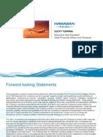 Hawaiian Air Investor Day 10-29-13-Finance_ FINAL (1)