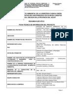 13 02 2013 EstudiosImpactoAmbiental via Lentag SanFrancisco Resumen Ejecutivo
