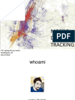 MOBILE DEVICE TRACKING