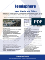 GeoMapper Mobile Office 10.2013 WEB