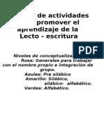 81226699 Fichero de Actividades Lecto Escritura Margarita Gomez Palacios