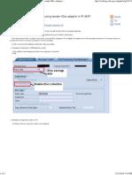 IDoc Package Processing Using Sender IDoc Adapter in PI EhP1