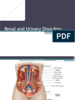Renal and Urinary Disorders