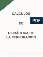calculos hidráhulica de la perforación