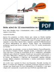 Sobe nível de 12 reservatórios na Paraíba