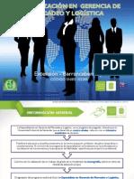 Especialización en Gerencia de Mercadeo y Logística, Sede UIS Barrancabermeja