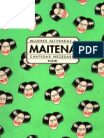 Maitena Mujeres Alteradas 4