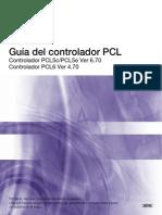 Guía del Controlador PCL Canon iR105