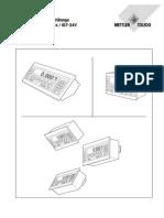 METTLER TOLEDO ID7 Manual+té..