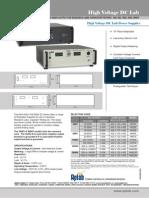High Voltage DC Lab 300V-5000V