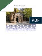 Casa de María en Éfeso