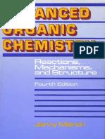 Advanced Organic Chemistry March 4