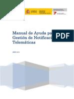 Manual Axuda Para Xestion Notificaciones Telematicas