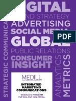 Medill IMC Viewbook