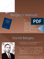 Bergeys Manual