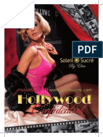 catalogue soleils ucre hollywood confidential