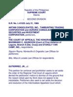 Antam Consolidated v CA