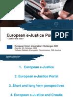 111025_European E-Justice Portal