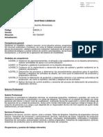 Industrias Cárnicas II. José Antonio Peñafiel Vásquez. Licenciado en Educación en Industrias Alimentarías